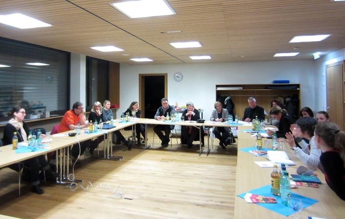 Vernetzungstreffen Unesco Schule Bürs2